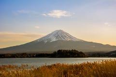 Βουνό του Φούτζι Στοκ Εικόνες