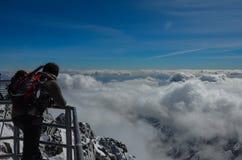 Βουνό του χιονιού στοκ εικόνα με δικαίωμα ελεύθερης χρήσης