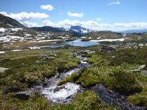 Βουνό τροπαίων ημέρα 2 Στοκ Εικόνες