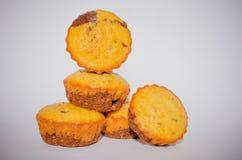 Βουνό των cupcakes Στοκ φωτογραφία με δικαίωμα ελεύθερης χρήσης