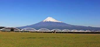 Βουνό Φούτζι στην Ιαπωνία Στοκ Εικόνες