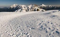 βουνό φυσικό Στοκ εικόνα με δικαίωμα ελεύθερης χρήσης