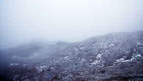 Βουνό χιονιού δράκων νεφριτών Στοκ φωτογραφία με δικαίωμα ελεύθερης χρήσης