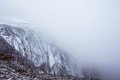 Βουνό χιονιού δράκων νεφριτών Στοκ εικόνα με δικαίωμα ελεύθερης χρήσης