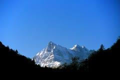 Βουνό χιονιού Στοκ Φωτογραφία