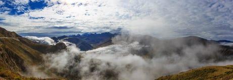 Βουνό χιονιού Στοκ Εικόνα