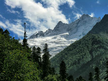 βουνό 3 Στοκ Φωτογραφία