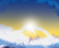 Βουνό διανυσματική απεικόνιση