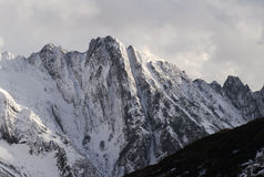 βουνό 6 νεφριτών Στοκ εικόνες με δικαίωμα ελεύθερης χρήσης
