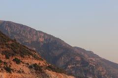 βουνό 2 Στοκ Φωτογραφίες