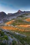 Βουνό Anie Στοκ Φωτογραφίες