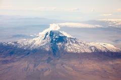 Βουνό Ararat σε Καύκασο Στοκ Εικόνες