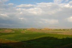 Βουνό Ararat στην Αρμενία Στοκ Φωτογραφία