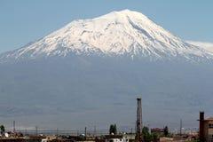 Βουνό Ararat Στοκ φωτογραφία με δικαίωμα ελεύθερης χρήσης