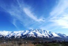 Βουνό Artos σε GevaÅŸ φορτηγό-Τουρκία στοκ φωτογραφίες με δικαίωμα ελεύθερης χρήσης