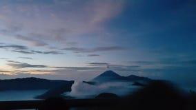 Βουνό Bromo στοκ εικόνες με δικαίωμα ελεύθερης χρήσης
