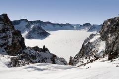 Βουνό Changbai Στοκ Εικόνα