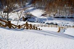Βουνό Changbai Στοκ εικόνες με δικαίωμα ελεύθερης χρήσης