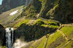 Βουνό Changbai Στοκ φωτογραφίες με δικαίωμα ελεύθερης χρήσης
