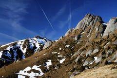 Βουνό Ciucas Στοκ εικόνες με δικαίωμα ελεύθερης χρήσης