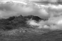 Βουνό Cullins Στοκ εικόνες με δικαίωμα ελεύθερης χρήσης