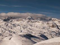 Βουνό Dachstein Στοκ φωτογραφίες με δικαίωμα ελεύθερης χρήσης