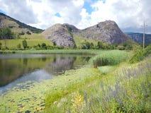 Βουνό Durmitor στο Μαυροβούνιο Στοκ Εικόνες