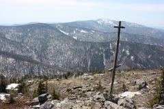 Βουνό Falasa, Primorye, Ρωσία στοκ φωτογραφίες με δικαίωμα ελεύθερης χρήσης