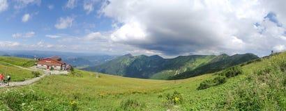 Βουνό Fatra Mala, Σλοβακία, Ευρώπη Στοκ εικόνα με δικαίωμα ελεύθερης χρήσης
