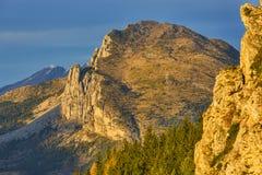 Βουνό Gicon - LE Devuloy Massif στοκ φωτογραφία με δικαίωμα ελεύθερης χρήσης