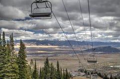Βουνό Jackson Hole στοκ εικόνα με δικαίωμα ελεύθερης χρήσης