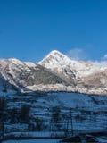 Βουνό Kazbek Στοκ Εικόνα