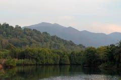 Βουνό koh chang, Ταϊλάνδη στοκ εικόνες