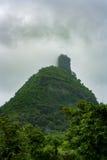 Βουνό Kothaligad Στοκ Φωτογραφίες
