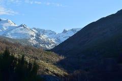 Βουνό Lansdcape Στοκ εικόνα με δικαίωμα ελεύθερης χρήσης