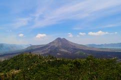 Βουνό Merapi στοκ εικόνα