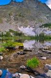 Βουνό Notchtop Στοκ εικόνες με δικαίωμα ελεύθερης χρήσης