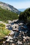 Βουνό Pirin στοκ εικόνες με δικαίωμα ελεύθερης χρήσης