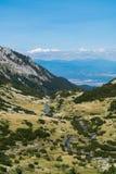Βουνό Pirin Στοκ Εικόνα