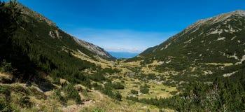 Βουνό Pirin Στοκ εικόνα με δικαίωμα ελεύθερης χρήσης