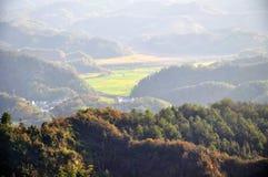 Βουνό Qiyun Στοκ Εικόνες