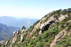 βουνό sanqingshan Στοκ φωτογραφίες με δικαίωμα ελεύθερης χρήσης
