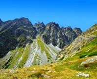 Βουνό Satan, Σλοβακία Στοκ φωτογραφία με δικαίωμα ελεύθερης χρήσης