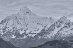 Βουνό Siguniang Στοκ φωτογραφία με δικαίωμα ελεύθερης χρήσης