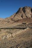 Βουνό Sinai Στοκ Εικόνες
