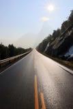 Βουνό Stetind στοκ φωτογραφία με δικαίωμα ελεύθερης χρήσης