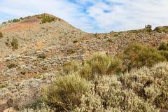 Βουνό teide EL Στοκ εικόνα με δικαίωμα ελεύθερης χρήσης