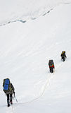 Βουνό Tetnuld Στοκ Φωτογραφίες