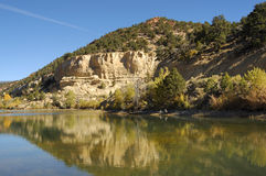 βουνό Utah λίθων Στοκ Εικόνες