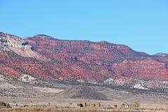 βουνό Utah Στοκ εικόνες με δικαίωμα ελεύθερης χρήσης